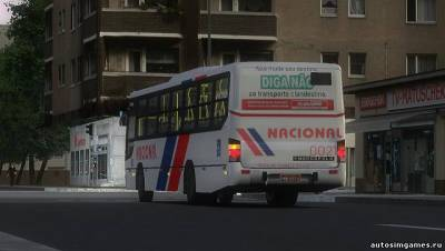 Marcopolo Viale 1722 для omsi 2