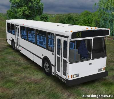 Orion Bus Industries для Omsi 2