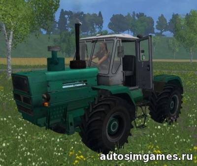 Т-150К Гена Final Verson для Farming Simulator 2015