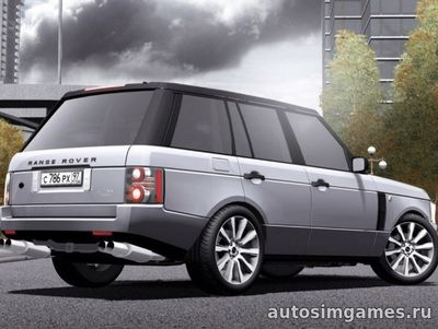 Range Rover 3 для City Car Driving 1.5.1