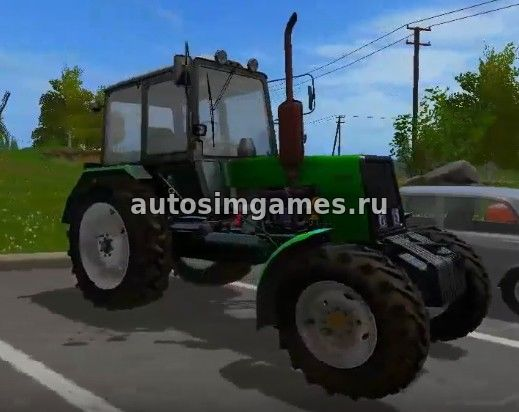 МТЗ-80 v 2.0 для Farming Simulator 2017