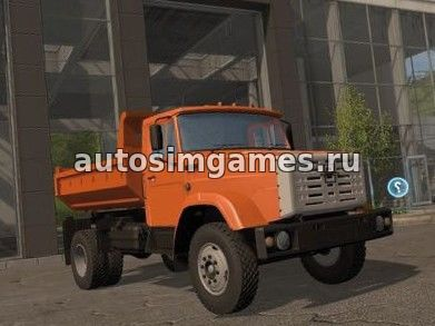 Зил 45085 v1.0 для Farming Simulator 2017