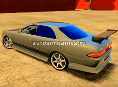 Toyota Mark II 90 для 3d инструктор 2.2.7