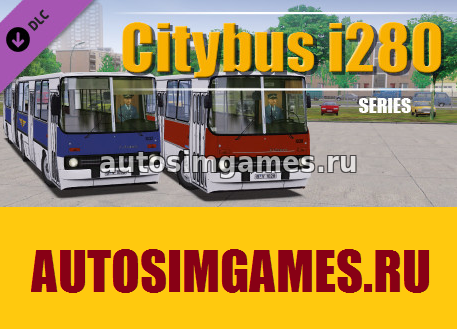 Add-On Citybus i280 Series для Omsi 2
