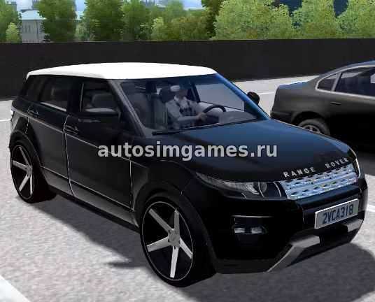 Range Rover Evogue ради 0d наставник 0.2.7