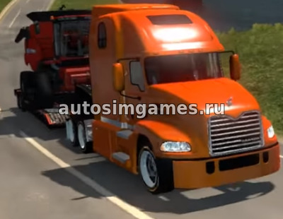 Mack Pinnacle для ETS 2 V1.28
