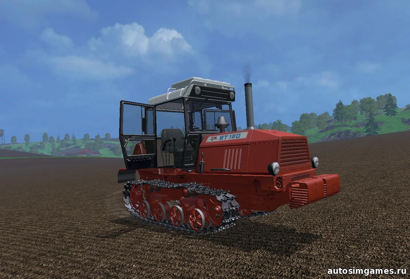 Трактор ВТ-150 для Farming Simulator 2015