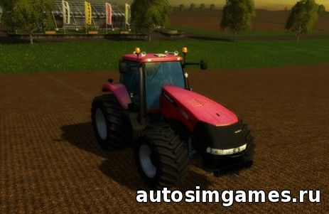 Мод трактор MAGNUM 380CVX для Farming Simulator 2015