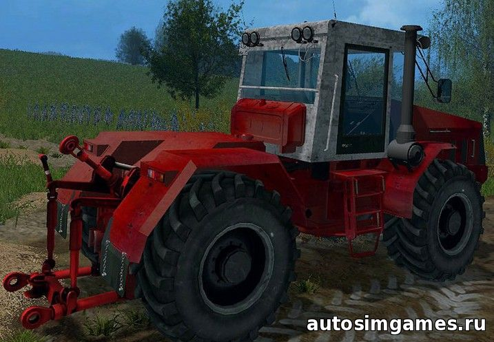 Кировец К744 P3 для Farming Simulator 2015