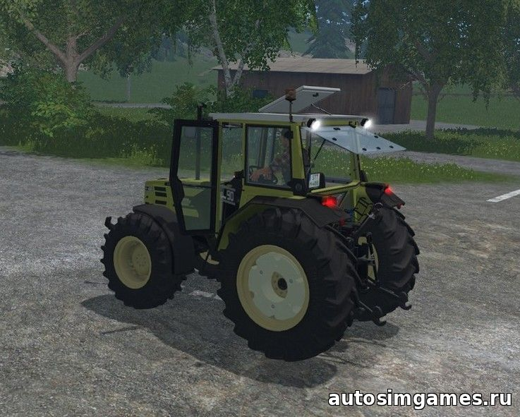 Трактор Huerliamnn H488 для Farming Simulator 2015