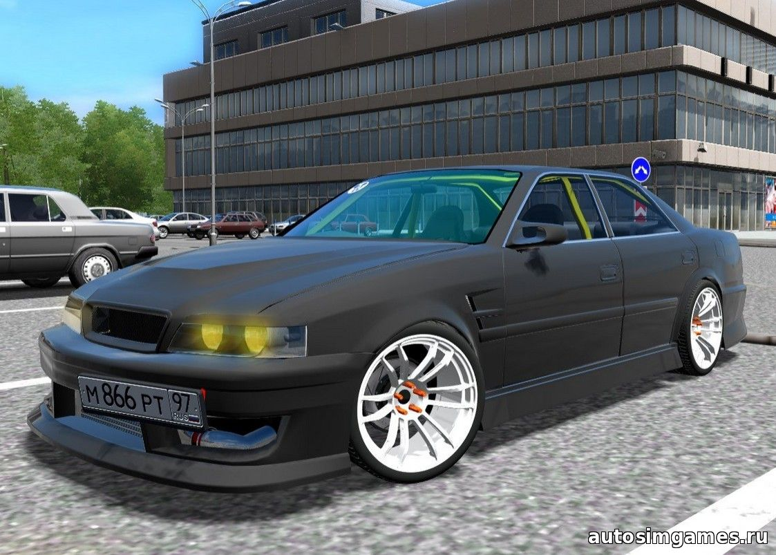 Toyota Chaser JZX100 ccd 1.4.1