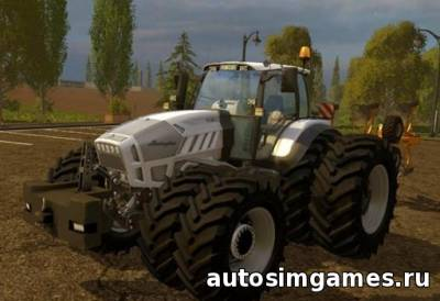 Lamborghini R7 220 v4.0 для Farming Simulator 2015