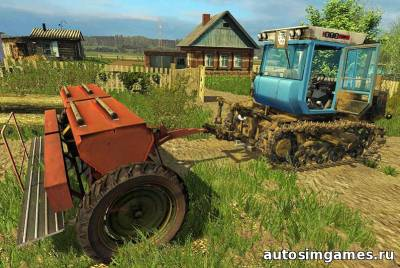 Мод ХТЗ-181 для Farming Simulator 2015