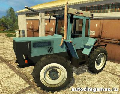 Мод ХТЗ-16131 для Farming Simulator 2015