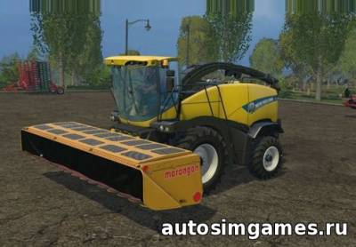 Жатка Marangon MDR 6014 для Farming Simulator 2015