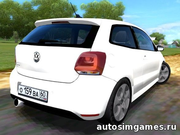 Volkswagen Polo gti ccd 1.4.1