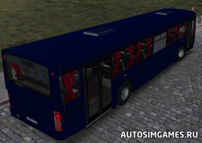 Mercedes-Benz o345 Turist version для omsi 2