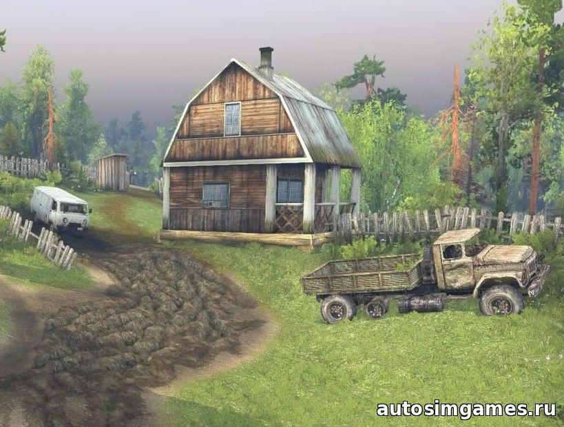 Level 32X32 для Spin tires 2015