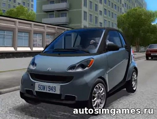 Smart ForTwo для ccd 1.5.0