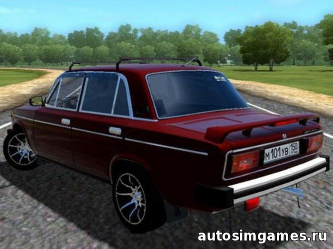 Ваз 2106 v1.5 для CIty Car Dri