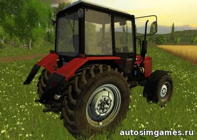 MТЗ 820.4 FL для Farming Simulator 2015