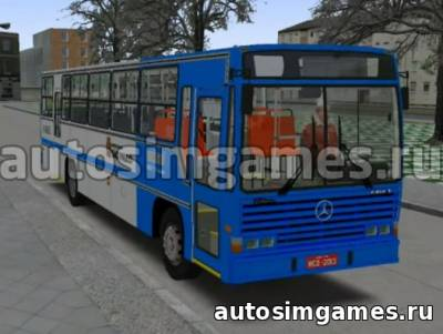 Caio Vitoria OF-1318 для Omsi 2