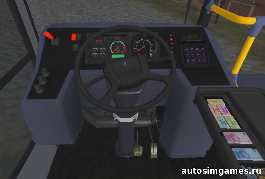 Scania k270 for omsi 2 mod