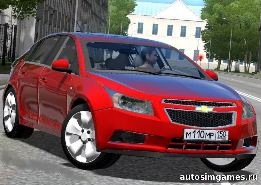 скачать chevrolet cruize для city car driving1.4.1