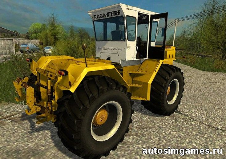 скачать трактор raba 250 steiger для farming simulator 2015