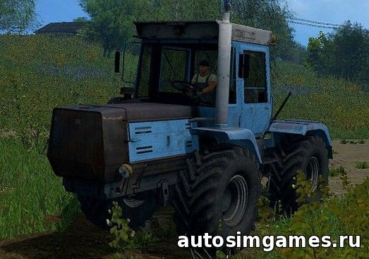 Трактор ХТЗ-17221 для Farming Simulator 2015